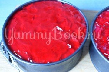Шоколадно-вишневый торт-мороженое – кулинарный рецепт