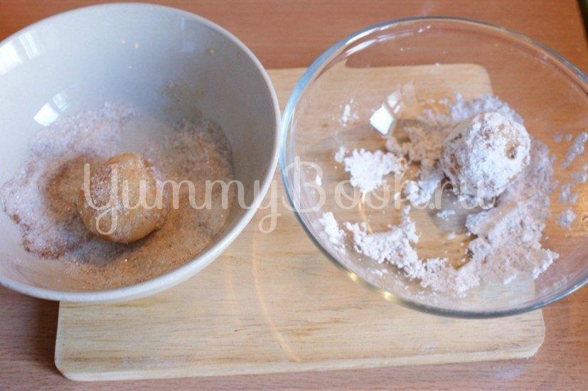 Печенье с морковью и корицей - шаг 6