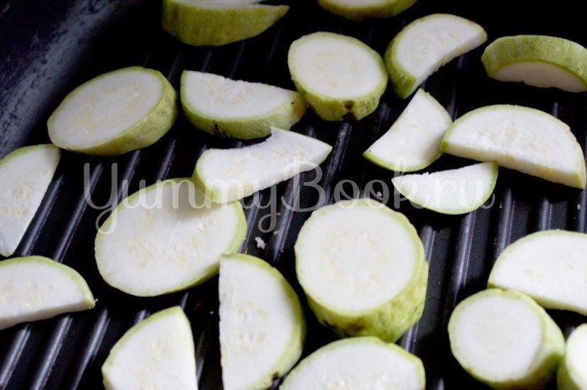 Салат из печеных овощей с фетой - шаг 1