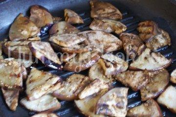 Салат из печеных овощей с фетой - шаг 3