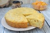 Тыквенный пирог в мультиварке