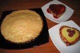 Пирог творожный быстрого приготовления