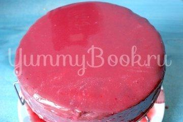 Муссовый торт со смородиной - шаг 22