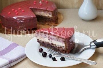 Муссовый торт со смородиной - шаг 24