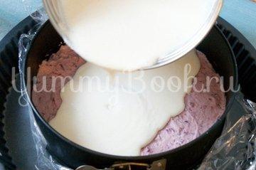 Муссовый торт со смородиной - шаг 11