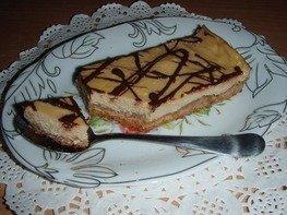 Песочно - творожно нарезной пирог