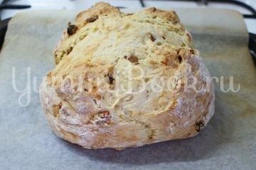 Содовый хлеб с изюмом - шаг 4