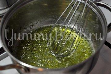 Макаронс с зеленым чаем - шаг 5
