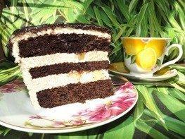Торт Райское наслаждение