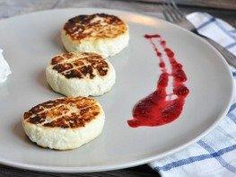 Сырники с крем-сыром