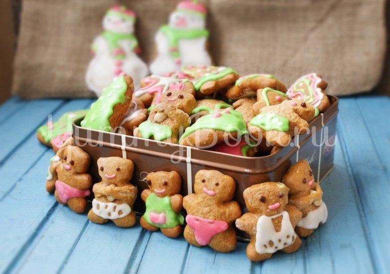Рождественские медовые пряники - шаг 10