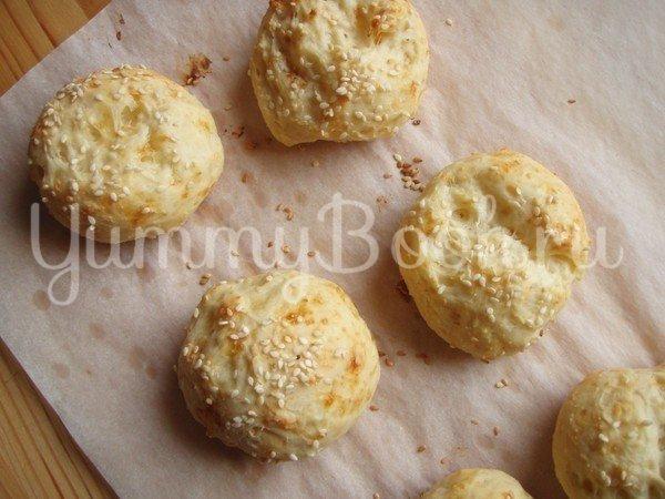 Творожные булочки - шаг 6
