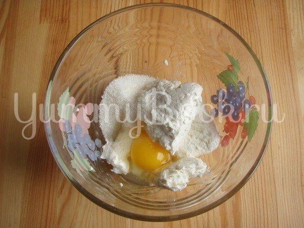 Творожные булочки - шаг 1