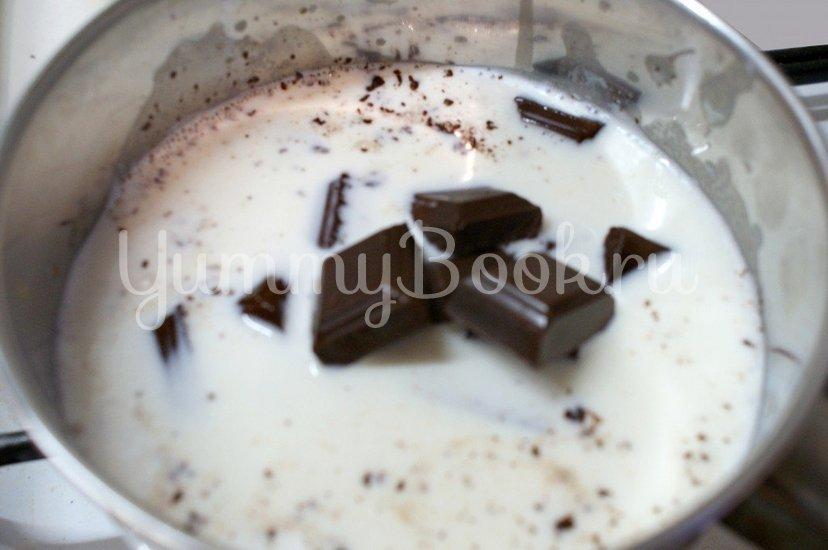 Торт Птичье молоко - шаг 17