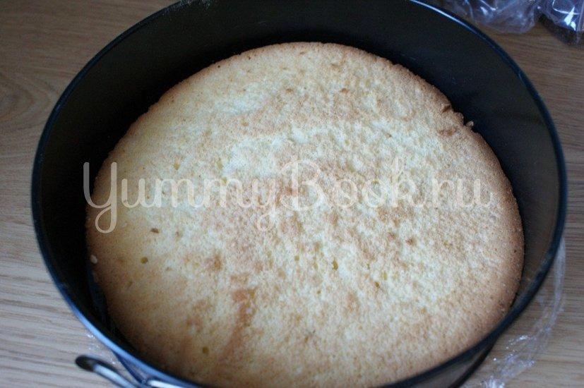 Торт Птичье молоко - шаг 12
