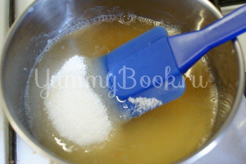 Торт Птичье молоко - шаг 9