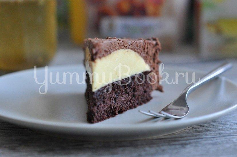 Шоколадный торт-мусс - шаг 20