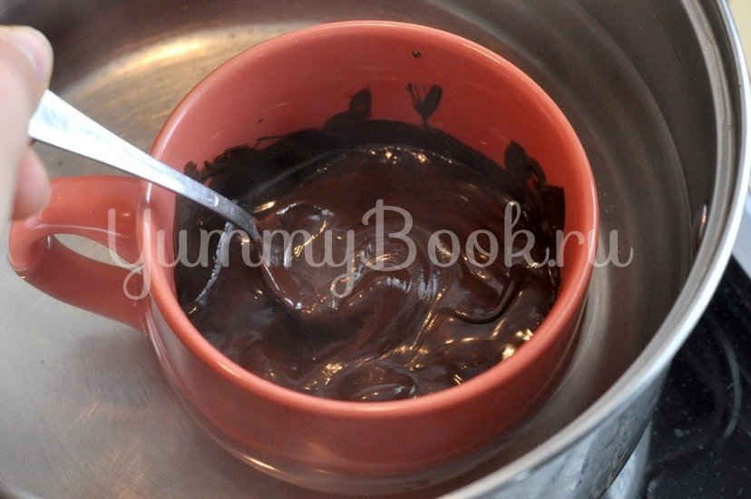 Шоколадный торт-мусс - шаг 14