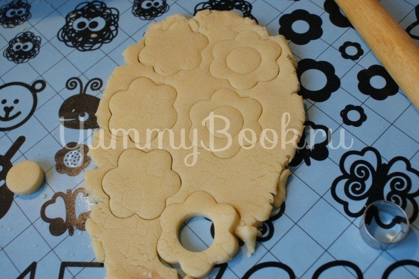 Печенье Сабле - шаг 5
