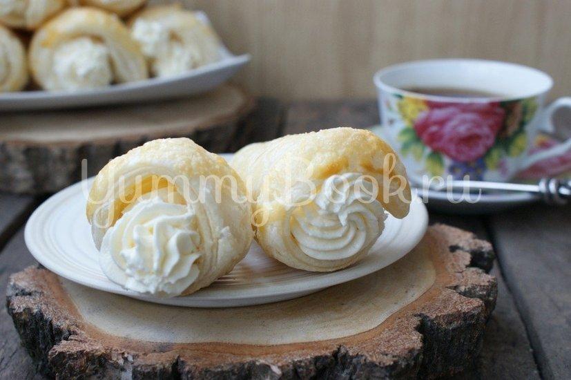 Белковый заварной масляный крем - шаг 4