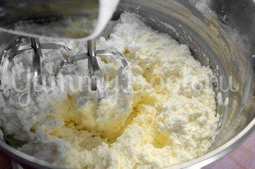 Белковый заварной масляный крем - шаг 3