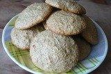 Белковое печенье с овсяными отрубями по диете Дюкана