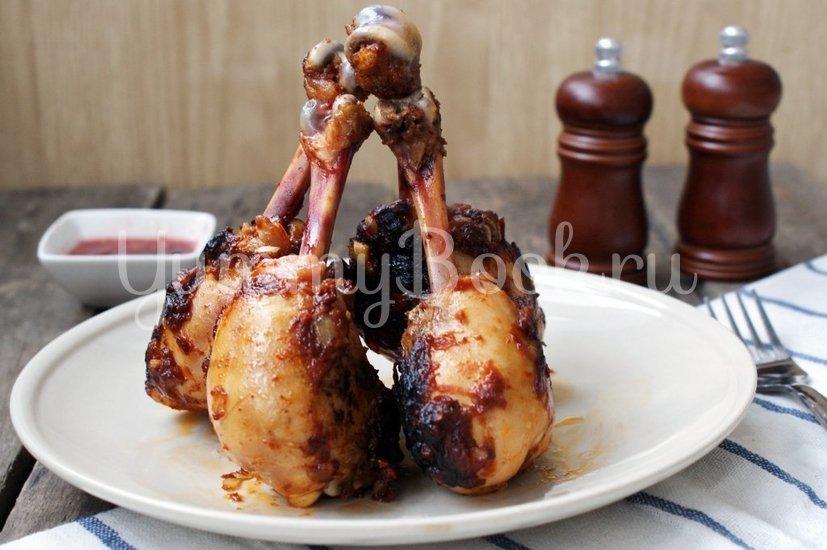 """Куриные """"леденцы"""" (Chicken Lollipop) - шаг 6"""
