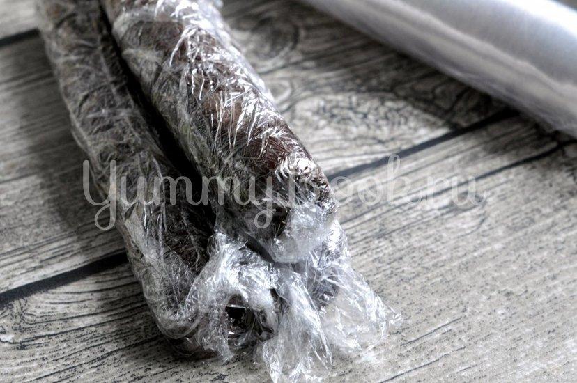 Рассыпчатое шоколадное печенье - шаг 6