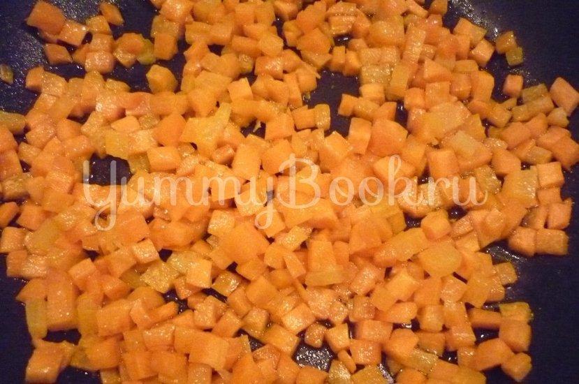 """Нежный рис с """"простыми"""" овощами - шаг 2"""