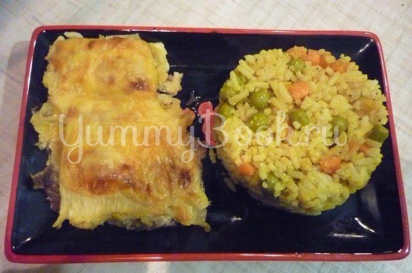 """Нежный рис с """"простыми"""" овощами - шаг 6"""