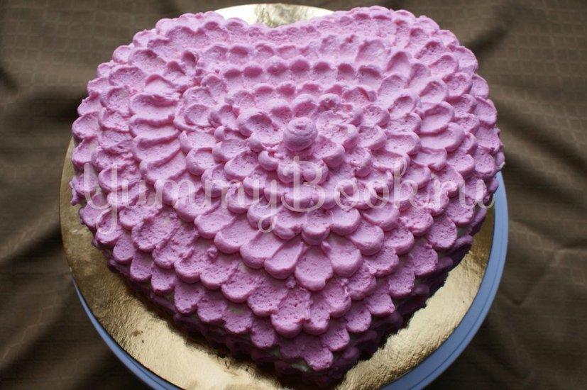 "Торт ""Красный бархат"" (Red Velvet Cake) - шаг 12"