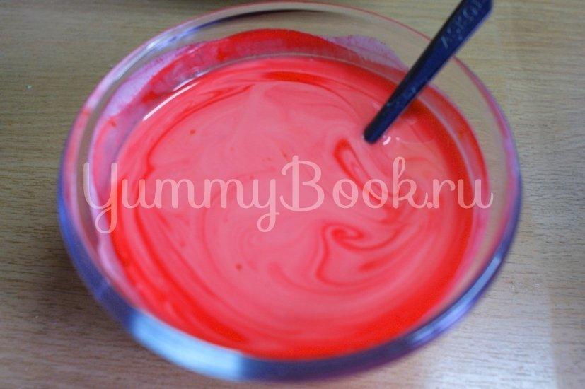 "Торт ""Красный бархат"" (Red Velvet Cake) - шаг 2"