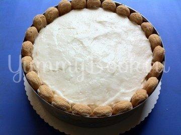 Клубничный торт с йогуртом - шаг 11