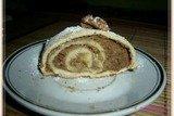 Рулет ореховый