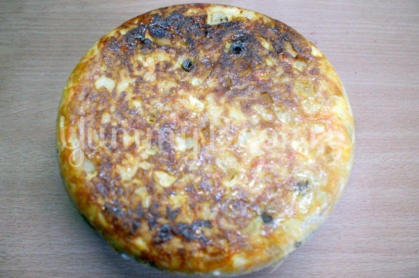 Рисовая запеканка с творогом и яблоками в мультиварке - шаг 8