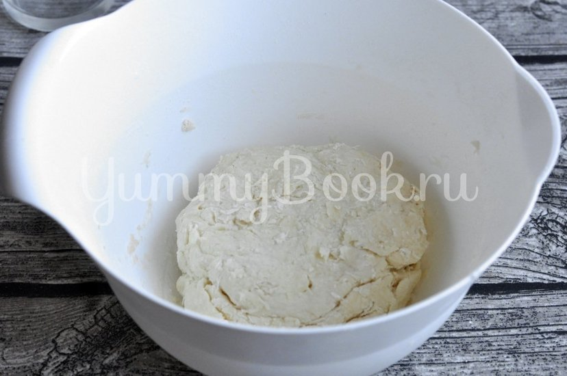 Тыквенный тарт - шаг 3