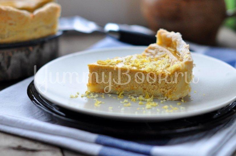 Тыквенный тарт - шаг 10