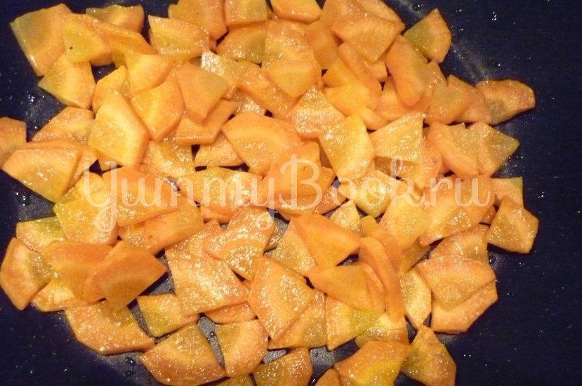 Куриное филе с ананасом в сметанном соусе - шаг 8