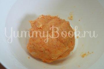 Пирожные Шу с апельсиново-творожной  начинкой - шаг 4