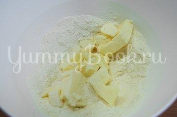 Пирожные Шу с апельсиново-творожной  начинкой - шаг 3