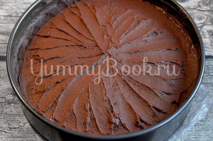 Шоколадный торт с малиной - шаг 23