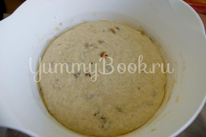 Крестовые булочки к Пасхе (hot cross buns) - шаг 7