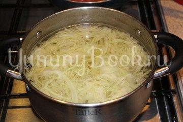 Зеленые щи с говядиной, пошаговый рецепт с фото