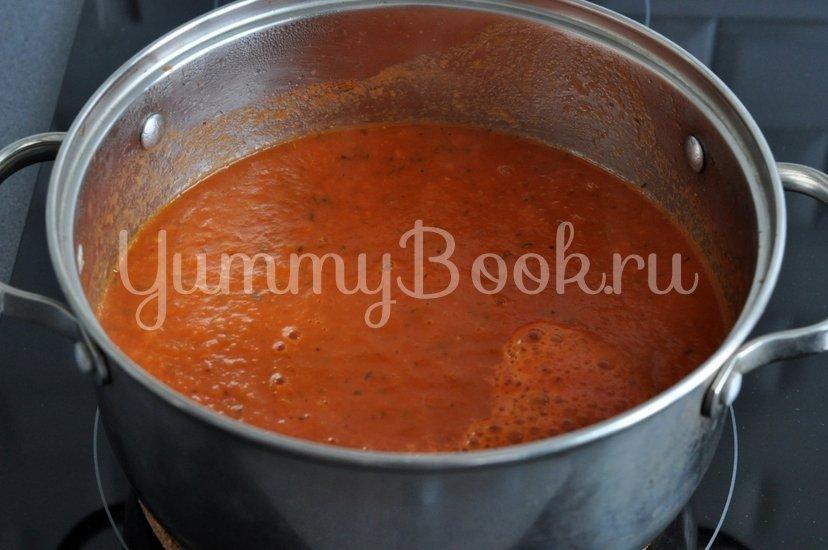 Томатный суп-пюре - шаг 6