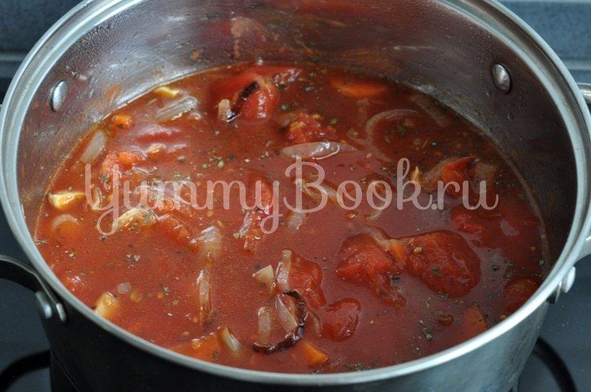 Томатный суп-пюре - шаг 4