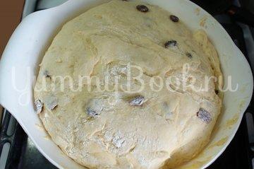 Пасхальный заварной кулич – кулинарный рецепт