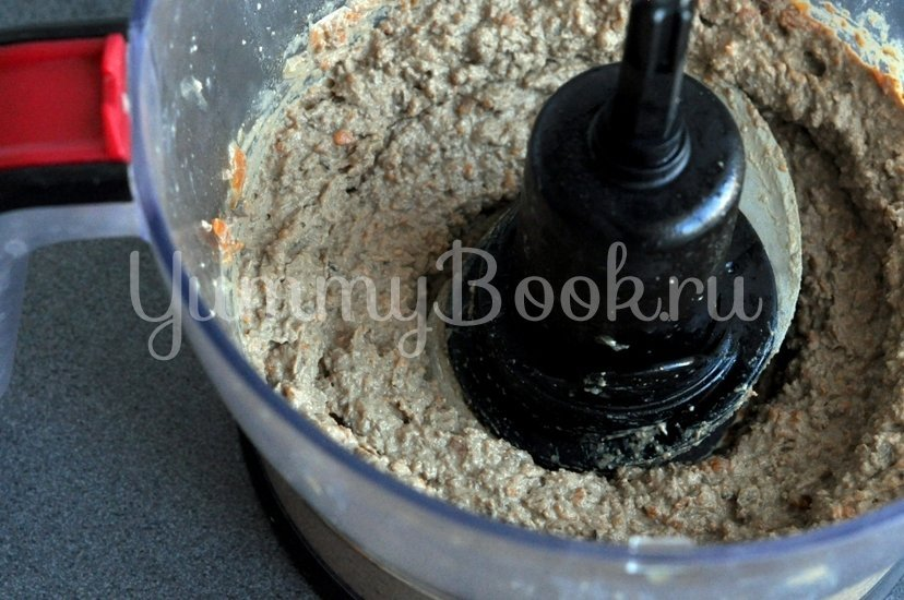 Пирожки дрожжевые с картофелем и печенью - шаг 3