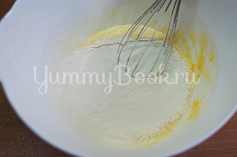 Муссовый торт с клубникой и грейпфрутом - шаг 4