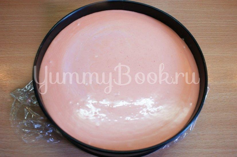 Муссовый торт с клубникой и грейпфрутом - шаг 18