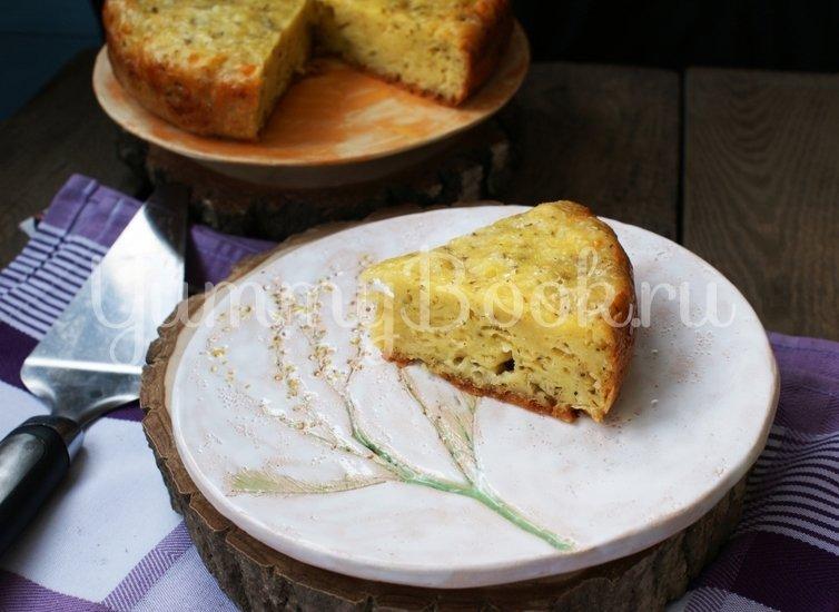 Сырный пирог в мультиварке - шаг 6